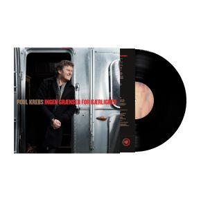 Ingen Grænser For Kærlighed - LP / Poul Krebs / 2020