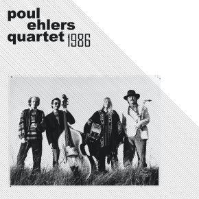 1986 - LP / Poul Ehlers Quartet  / 1986/2021