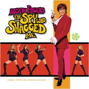Austin Powers - The Spy Who Shagged Me (Music From The Motion Picture) - LP (Farvet Vinyl, RSD) / Various Artists / 1999 / 2020
