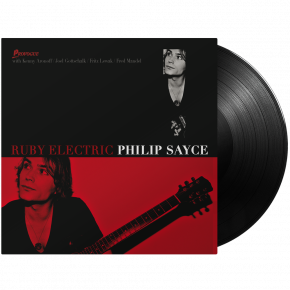 Ruby Electric - LP / Philip Sayce / 2011