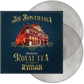 Now Serving: Royal Tea Live from the Ryman - 2LP (Klar Vinyl) / Joe Bonamassa / 2021