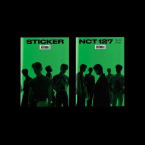 The 3rd Album 'Sticker' - CD+Bog / NCT 127 / 2021