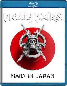 Maid In Japan - Future World Live 30 Anniversary - Blu-Ray / Pretty Maids / 2020