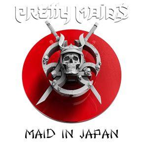 Maid In Japan - Future World Live 30 Anniversary - CD+DVD / Pretty Maids / 2020