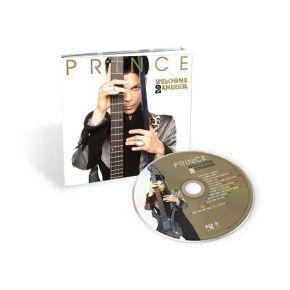 Welcome 2 America - CD / Prince  / 2021