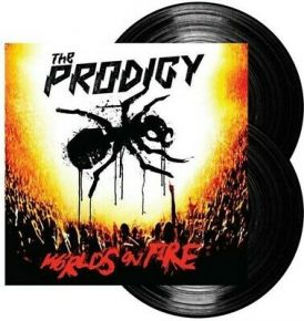 Live | World's On Fire - 2LP / The Prodigy / 2011 / 2020