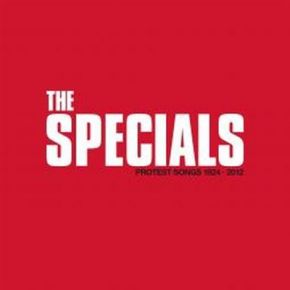 Protest Songs 1924-2012 - CD (Deluxe) / The Specials / 2021