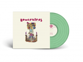 Becalmyounglovers - LP (Blågrøn Vinyl) / Bowerbirds / 2021