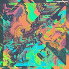 Shyga - The Sunlight Mound - LP (Farvet vinyl) / Psychedelic Porn Crumpets / 2021