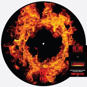 "Fire (40th Anniversary Edition EP) - 12"" Picture Disc (RSD 2021 Vinyl) / U2 / 1981/2021"