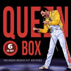 Box - The Radio Broadcast Archives - 6CD (Boxset) / Queen / 2021