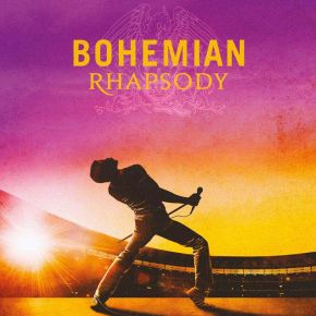 Bohemian Rhapsody OST - CD / Queen | Soundtrack / 2018