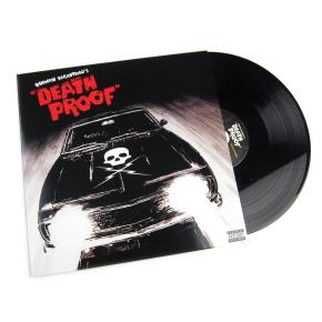 Quentin Tarantino's Death Proof (Official Soundtrack) - LP / Various Artists | Soundtrack / 2007/2021