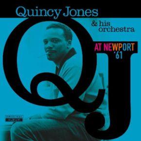 At Newport 61 - LP / Quincy Jones & His Orchestra / 1961 / 2016