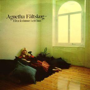 Elva Kvinnor I Ett Hus - LP / Agnetha Fältskog / 1975