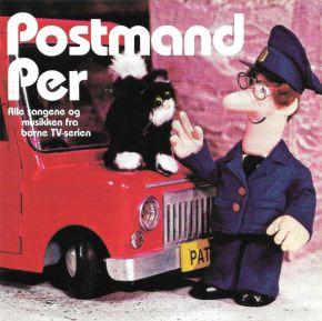 Postmand Per - Alle Sangene Og Musikken Fra Børne TV-Serien - CD / Postmand Per / 1989