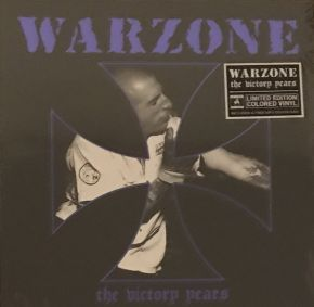 The Victory Years - LP (RSD 2017 Farvet Vinyl) / Warzone / 2017