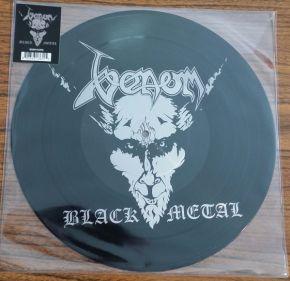 Black Metal - LP (RSD 2017 Picture Disc Vinyl) / Venom / 1982 / 2017