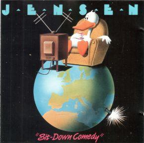 Sit-Down Comedy - CD / Flemming Jensen / 1992
