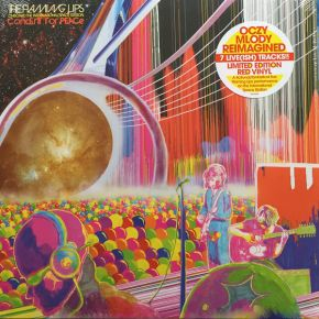 Onboard The International Space Station Concert For Peace - LP (RSD 2017 Rød Vinyl) / Flaming Lips / 2017