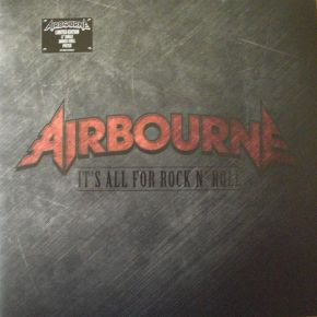 """It's All For Rock'n'Roll - 12"""" (RSD 2017 Bronze Vinyl) / Airbourne / 20017"""