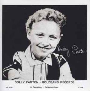 """Puppy Love - 7"""" Vinyl / Dolly Parton / 2017"""