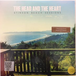 Stinson Beach Sessions - LP (RSD 2017 Vinyl) / The Head And The Heart / 2017
