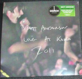 Live At Koko 2011 - LP (RSD 2017 Grøn Vinyl) / Brett Anderson / 2017