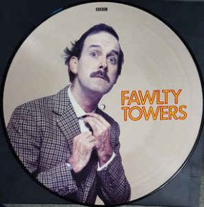 Fawlty Towers - LP (RSD 2017 Picture Disc Vinyl) / Various Artists | Soundtrack / 2017