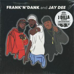 "Frank'N'Dank And Jay Dee EP - 12"" (RSD 2017 Rød Vinyl) / Frank'N'Dank And Jay Dee  / 2017"