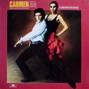 Carmen - The Original Motion Picture Soundtrack - LP / Orchestra Swiss Romand, Le Chor Du Grand Theatre De Geneve, Thomas Schippers, Giovanni Bria  / 1983
