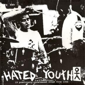 Hated Youth / Roach Motel - LP (farvet vinyl) / Hated Youth / Roach Motel / 2002