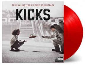 Kicks (Original Motion Picture Soundtrack) - 2LP (Rød Vinyl) / Various Artists | Soundtrack / 2016