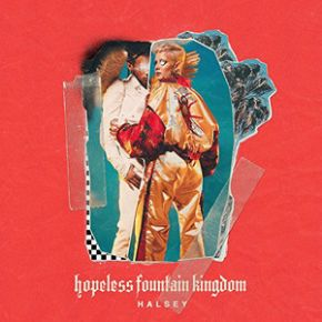 Hopeless Fountain Kingdom - CD / Halsey / 2017