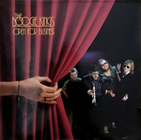 Open For Business - LP / The Boogie Kings  / 1983