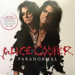 Paranormal - 2 LP+CD / Alice Cooper / 2017