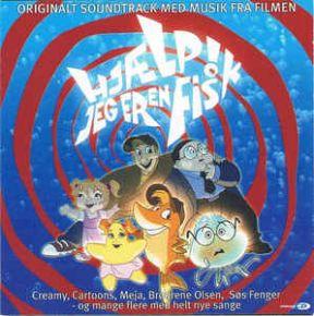 Hjælp! Jeg Er En Fisk - 2CD / Various Artists | Soundtrack / 2000