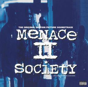Menace II Society - 2LP (Farvet vinyl) / Soundtracks | Various Artists / 1993 / 2017