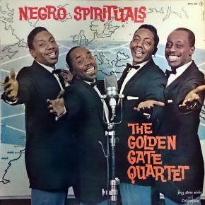 Negro Spirituals - Vol. 5 - LP / The Golden Gate Quartet