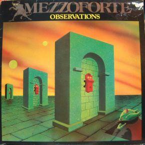 Observations - LP / Mezzoforte / 1984