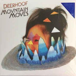 Mountain Moves - LP (Blå Vinyl) / Deerhoof / 2017
