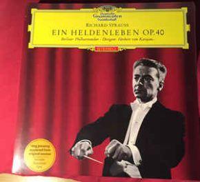 Ein Heldenleben op. 40 - LP / Richard Strauss | Herbert von Karajan / 1959/2017