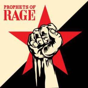 Prophets Of Rage - CD / Prophets Of Rage / 2017