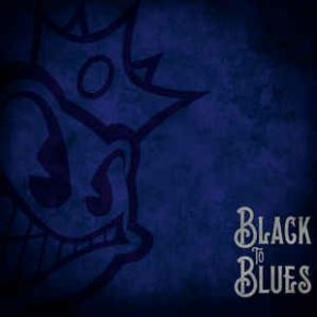 "Black To Blues - 12"" EP (Blå vinyl) / Black Stone Cherry / 2017"