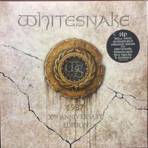 1987 - 2LP (30th Anniversary Edition) / Whitesnake / 1987 / 2017
