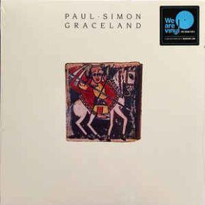 Graceland - LP / Paul Simon / 1986 / 2017