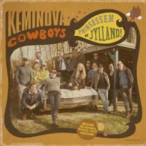 Prinsessen Af Jylland - LP / Keminova Cowboys / 2017