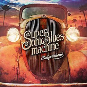 Californisoul - 2LP / Supersonic Blues Machine / 2017