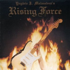 Rising Force - LP  / Yngwie Malmsteen / 1984 / 2017