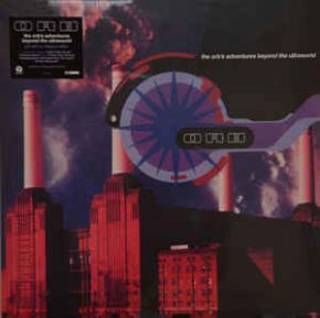 The Orb's Adventures Beyond The Ultraworld - 2LP / The Orb / 1991 / 2017
